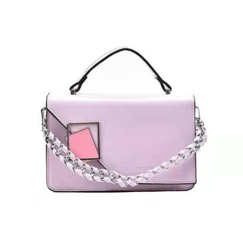 JT34462-purple Tas Handbag Wanita Cantik Import Elegan