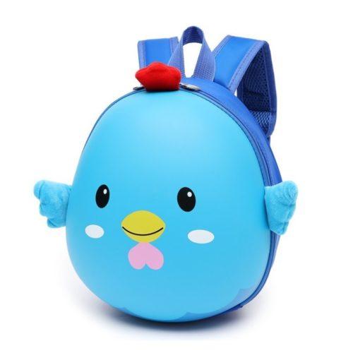 JT356-blue Tas Ransel Tas Telur Anak Imut