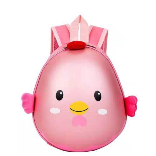 JT356-pink Tas Ransel Tas Telur Anak Imut