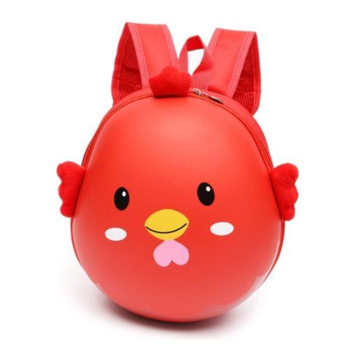 JT356-red Tas Ransel Tas Telur Anak Imut