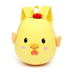 JT356-yellow Tas Ransel Tas Telur Anak Imut