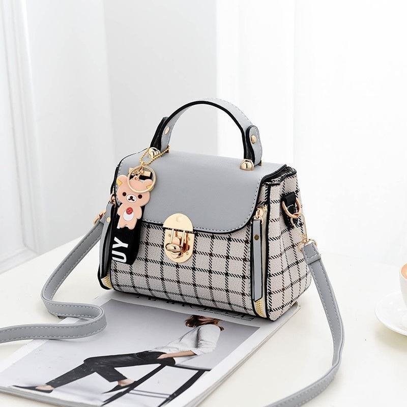 JT387 IDR.142.000 MATERIAL CANVAS SIZE L20XH15XW11CM WEIGHT 550GR COLOR GRAY