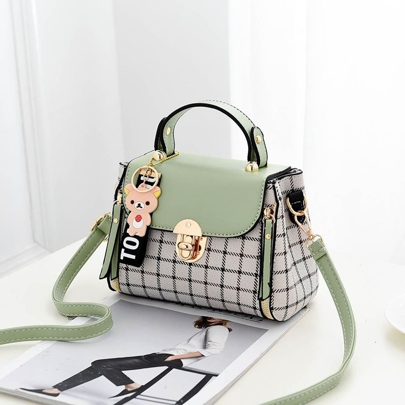 JT387 IDR.142.000 MATERIAL CANVAS SIZE L20XH15XW11CM WEIGHT 600GR COLOR GREEN