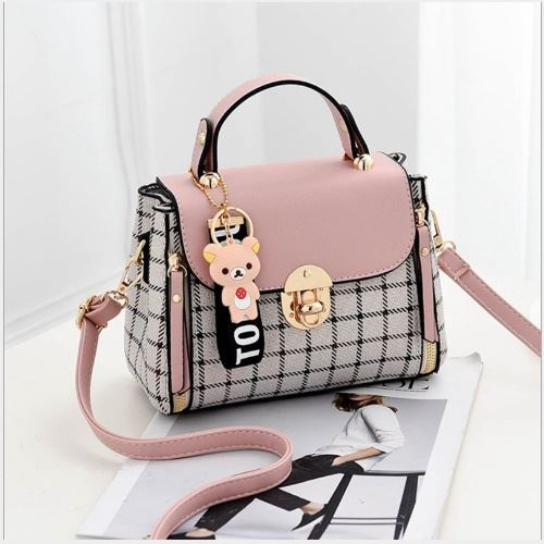 JT387 IDR.142.000 MATERIAL CANVAS SIZE L20XH15XW11CM WEIGHT 600GR COLOR PINK