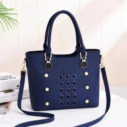 JT3912-blue Tas Selempang Elegan Wanita Cantik Import