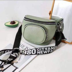 JT3991-green Tas Selempang Stylish Mini Wanita Cantik