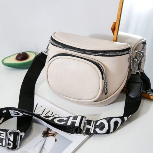 JT3991-white Tas Selempang Stylish Mini Wanita Cantik