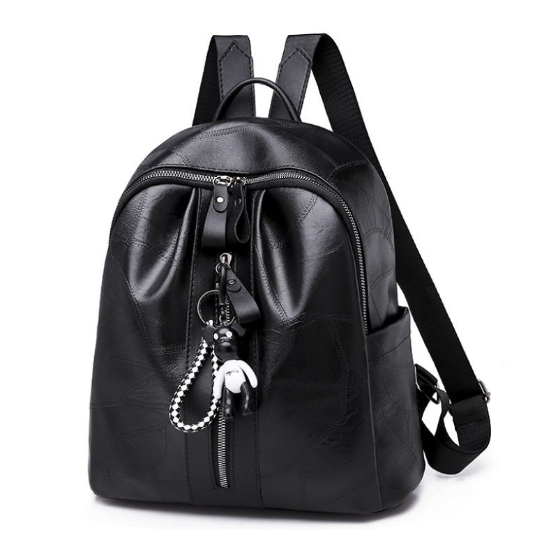 JT4215 IDR.155.000 MATERIAL PU SIZE L30XH31XW14CM WEIGHT 630GR COLOR BLACK