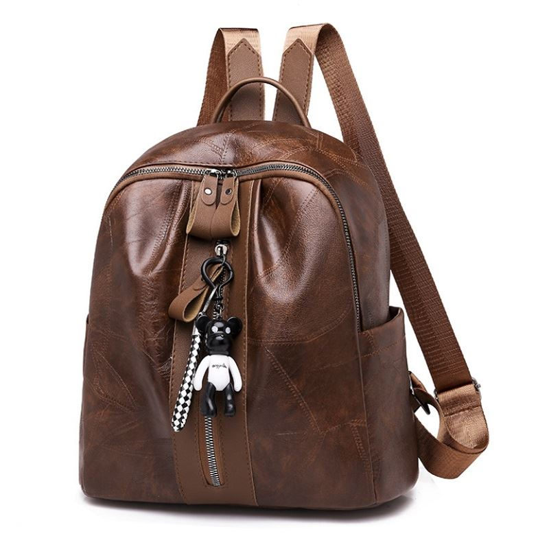 JT4215 IDR.155.000 MATERIAL PU SIZE L30XH31XW14CM WEIGHT 630GR COLOR BROWN