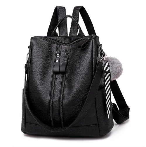 JT4310 IDR.154.000 MATERIAL PU SIZE L31XH30XW14CM WEIGHT 550GR COLOR BLACK