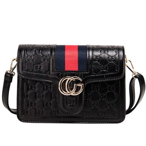 JT45036-black Tas Slingbag Elegan Import Terbaru