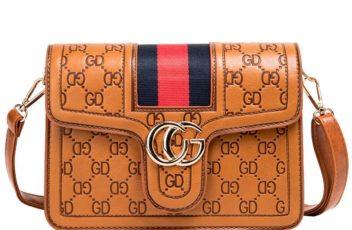 JT45036-brown Tas Slingbag Elegan Import Terbaru