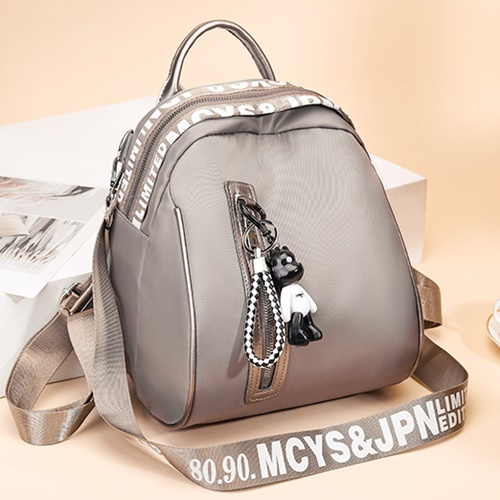 JT4513 IDR.152.000 MATERIAL NYLON SIZE L26XH23XW18CM WEIGHT 500GR COLOR KHAKI