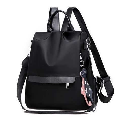 JT4519 IDR.145.000 MATERIAL NYLON SIZE L30XH29XW14CM WEIGHT 500GR COLOR BLACK