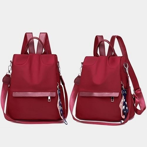JT4519 IDR.145.000 MATERIAL NYLON SIZE L30XH29XW14CM WEIGHT 500GR COLOR RED