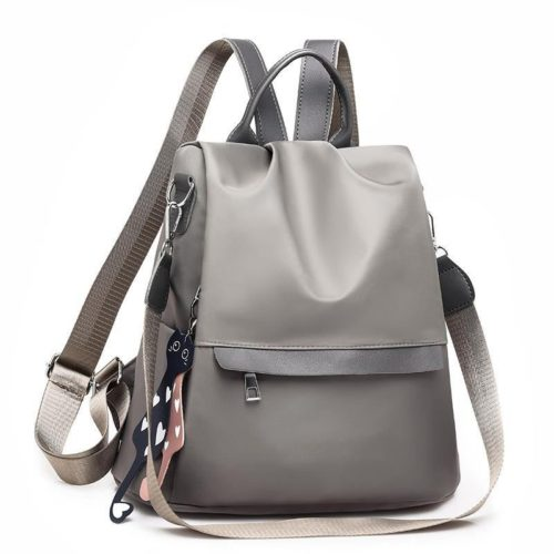 JT4519 IDR.155.000 MATERIAL NYLON SIZE L30XH29XW14CM WEIGHT 430GR COLOR KHAKI