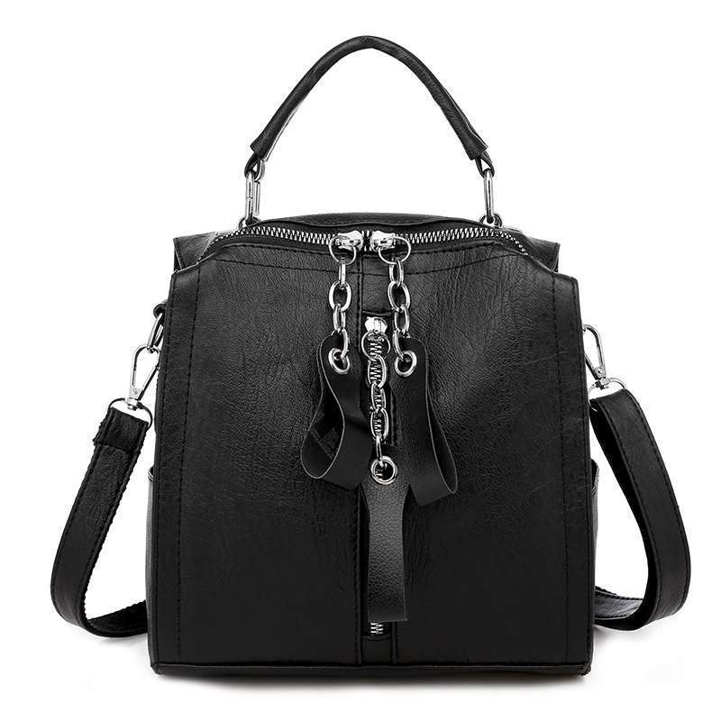 JT4625 IDR.159.000 MATERIAL PU SIZE L22XH22XW12CM WEIGHT 500GR COLOR BLACK