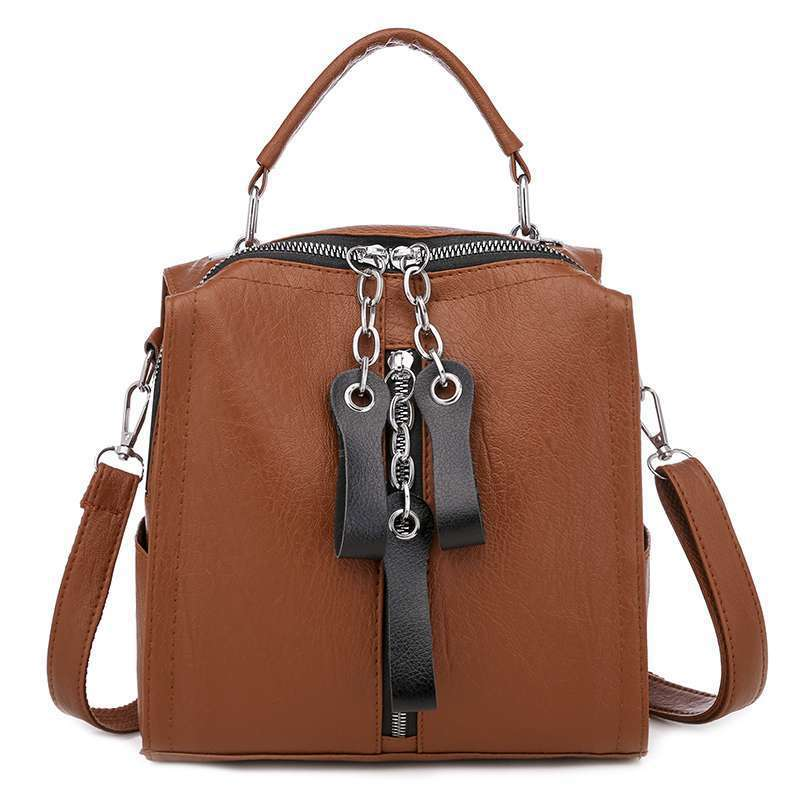 JT4625 IDR.159.000 MATERIAL PU SIZE L22XH22XW12CM WEIGHT 500GR COLOR BROWN