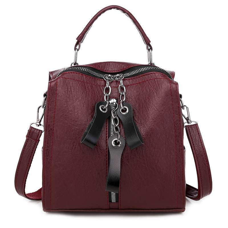 JT4625 IDR.159.000 MATERIAL PU SIZE L22XH22XW12CM WEIGHT 500GR COLOR WINE