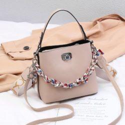 JT49880-khaki Tas Selempang Wanita Cantik Fashion Import Terbaru