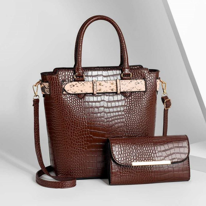JT4995 (2IN1) IDR.194.000 MATERIAL PU SIZE L26XH29XW13CM WEIGHT 1100GR COLOR COFFEE