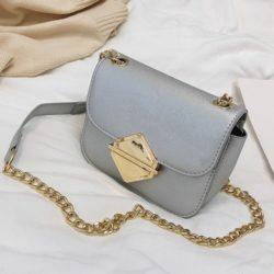 JT503-silver Tas Pesta Wanita Selempang Terbaru Import