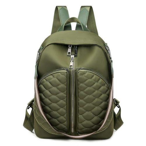 JT525-green Tas Ransel Fashion Stylish Wanita Terbaru