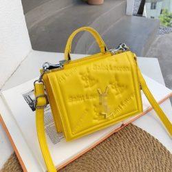 JT5452-yellow Tas Handbag Selempang Wanita Cantik Import