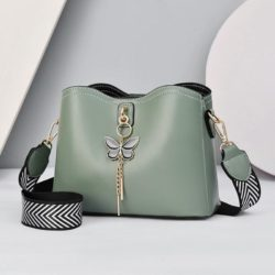 JT5910 MATERIAL PU SIZE L23XH18XW11CM WEIGHT 600GR COLOR GREEN