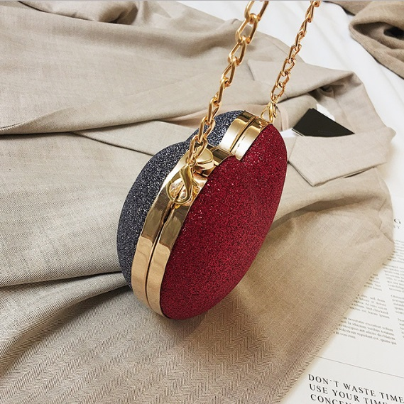 JT599 IDR.155.000 MATERIAL PU SIZE L13XH13XW4CM WEIGHT 300GR COLOR REDGRAY