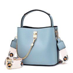 JT6018-blue Tas Selempang Import Wanita Cantik Terbaru