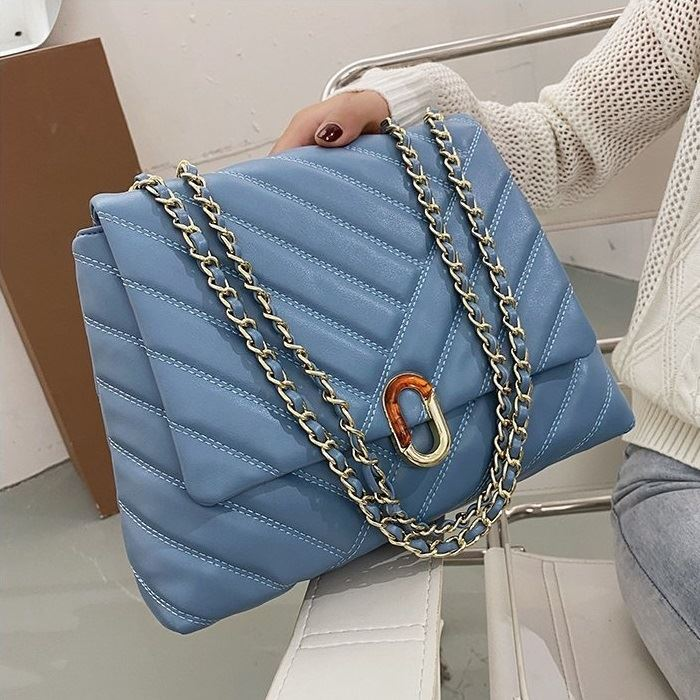 JT6024 IDR.181.000 MATERIAL PU SIZE L30XH21XW8CM WEIGHT 870GR COLOR BLUE