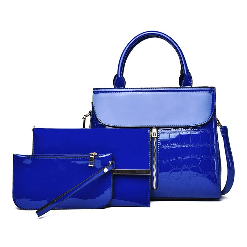 JT6053 IDR.230.000 MATERIAL PU SIZE L29.5XH25XW12CM WEIGHT 1000GR (3IN1) COLOR BLUE