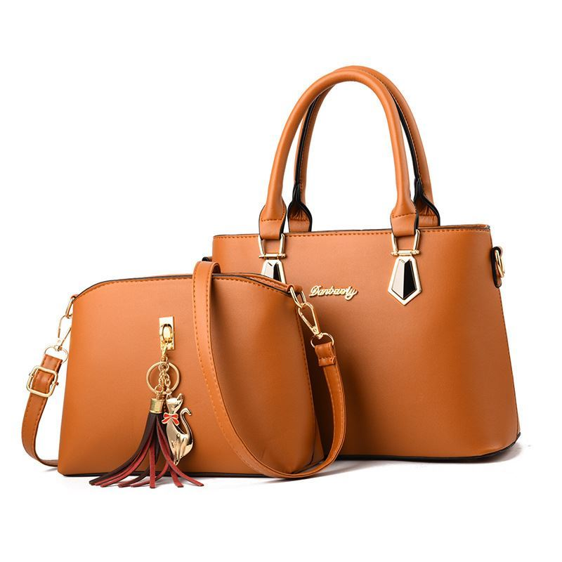 JT60751 (2IN1) IDR.172.000 MATERIAL PU SIZE L30.5XH21.5XW13CM WEIGHT 700GR COLOR BROWN