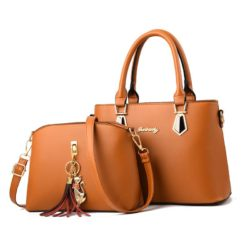 JT60751 (2IN1) IDR.175.000 MATERIAL PU SIZE L30.5XH21.5XW13CM WEIGHT 700GR COLOR BROWN