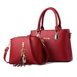 JT60751 (2IN1) IDR.175.000 MATERIAL PU SIZE L30.5XH21.5XW13CM WEIGHT 700GR COLOR RED