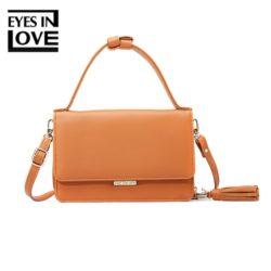 JT608-brown Tas Handbag Import Wanita Terbaru