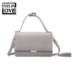JT608-gray Tas Handbag Import Wanita Terbaru