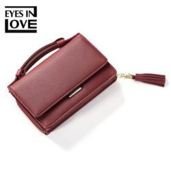 JT608-red Tas Handbag Import Wanita Terbaru