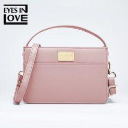 JT614-pink Tas Selempang Fashion Import Cantik