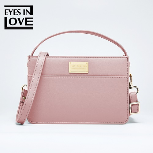 JT614 IDR.165.000 MATERIAL PU SIZE L17.5XH12XW6CM WEIGHT 350GR COLOR PINK