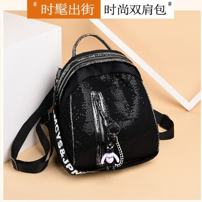 JT6144 IDR.152.000 MATERIAL NYLON SIZE L24XH25XW16CM WEIGHT 400GR COLOR BLACK