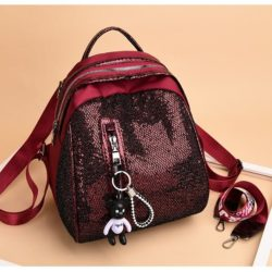 JT6144 IDR.152.000 MATERIAL NYLON SIZE L24XH25XW16CM WEIGHT 400GR COLOR RED