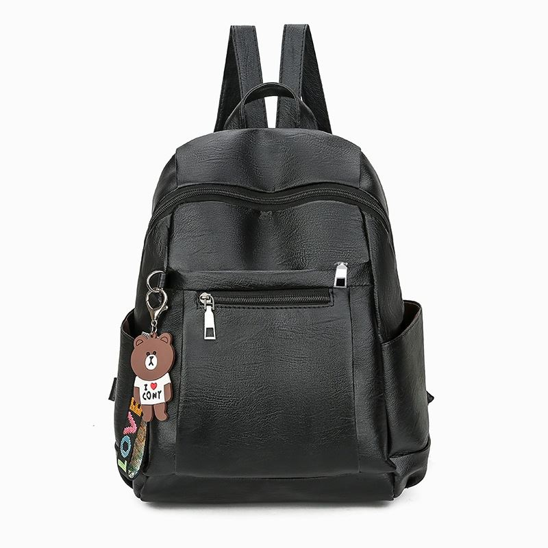 JT618 IDR.131.000 MATERIAL PU SIZE L28XH32XW16CM WEIGHT 500GR COLOR BLACK