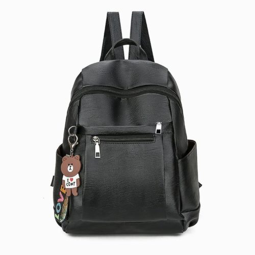JT618 IDR.141.000 MATERIAL PU SIZE L28XH32XW16CM WEIGHT 500GR COLOR BLACK