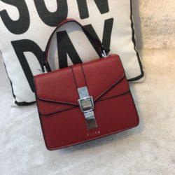 JT62034-red Tas Handbag Selempang Import Wanita Cantik