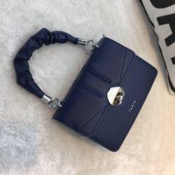 JT63073-blue Tas Handbag Import Wanita Cantik Terbaru