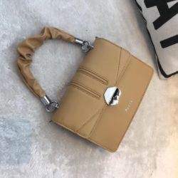 JT63073-khaki Tas Handbag Import Wanita Cantik Terbaru