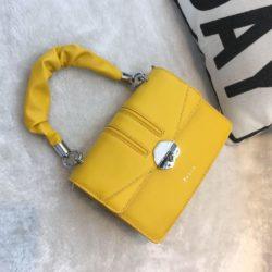 JT63073-yellow Tas Handbag Import Wanita Cantik Terbaru