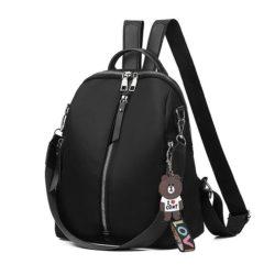 JT635-black Tas Ransel Love Cony Wanita Cantik Import